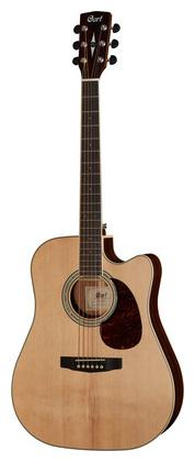 Электроакустическая гитара Cort MR 710F NS электрогитара cort x6 vpr