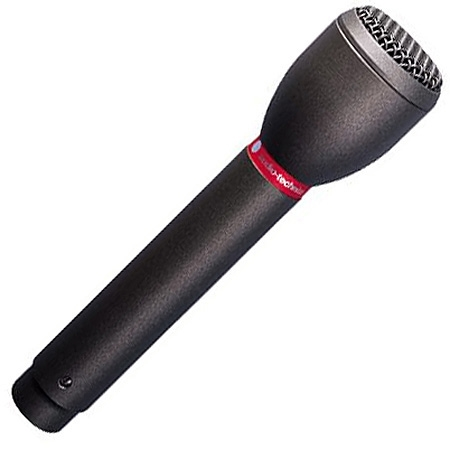 Репортерский микрофон Audio-Technica AT8004 technica audio technica головка ath msr7se установлена портативная гарнитура с высоким разрешением качества hifi