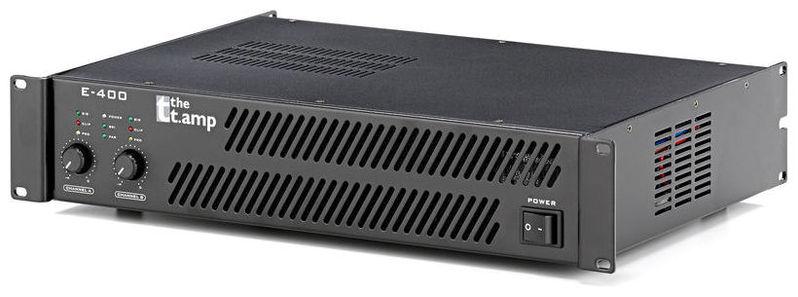 Усилитель мощности до 300 Вт (4 Ом) the t.amp E-400 усилитель мощности 850 2000 вт 4 ом the t amp proline 3000