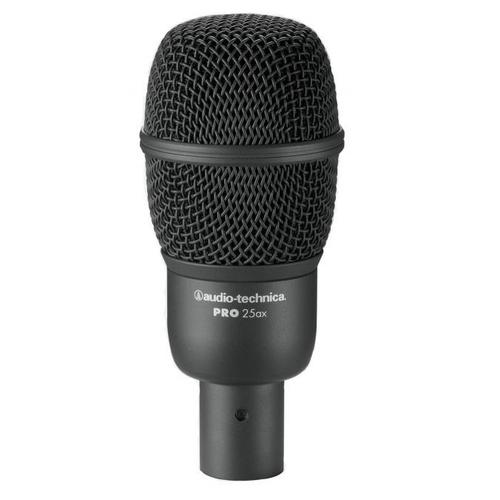 Универсальный инструментальный микрофон Audio-Technica PRO 25AX technica audio technica головка ath msr7se установлена портативная гарнитура с высоким разрешением качества hifi