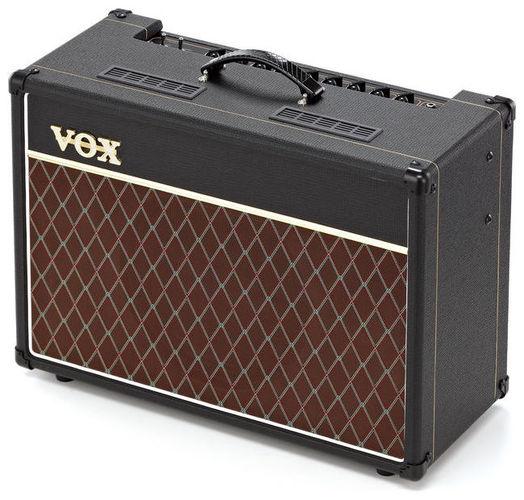 Комбо для гитары VOX AC15 C1 комбо для гитары marshall jvm205c