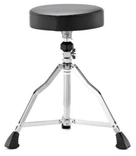 Стул для ударных инструментов Millenium MDT4 Drum Throne Round рама millenium pdr 5004 prof drum rack