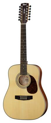 12-струнная гитара Cort Earth 70-12 OP электрогитара cort x6 vpr
