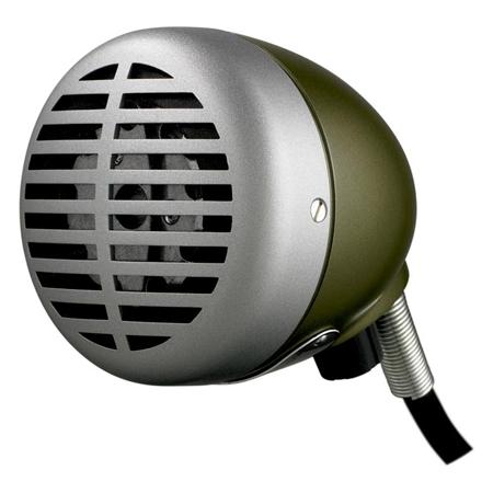 Универсальный инструментальный микрофон Shure 520DX стерео микрофон shure vp88