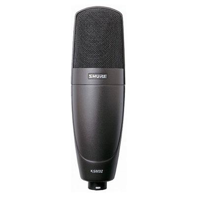 Микрофон с большой мембраной для студии Shure KSM32-CG микрофон для конференций shure mx412 c