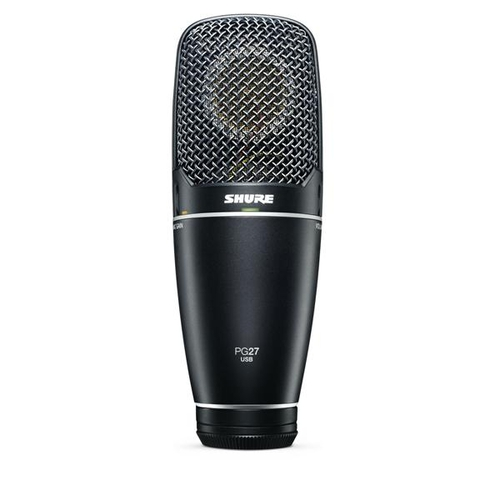 USB микрофон Shure PG27USB стерео микрофон shure vp88
