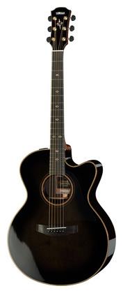 Электроакустическая гитара Yamaha CPX1200II TBL