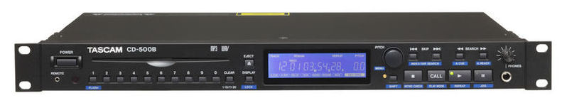 CD проигрыватель Tascam CD-500B tascam cd 200il