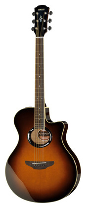 Электроакустическая гитара Yamaha APX500III VSB