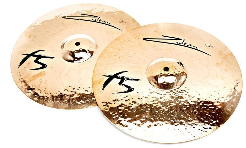 Тарелка хай-хэт Zultan 14 F5 Hi-Hat тарелка крэш zultan 14 crash cs series