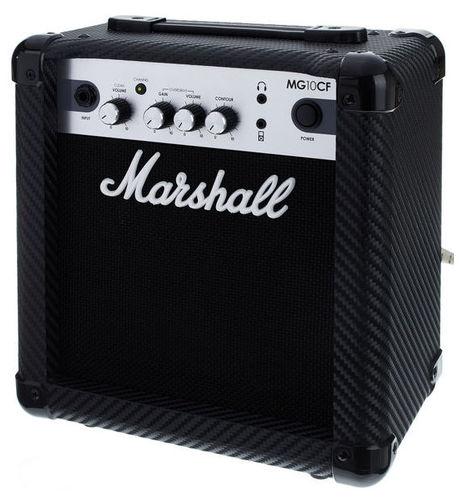Комбо для гитары MARSHALL MG10CF гитарный комбоусилитель roland blues cube stage