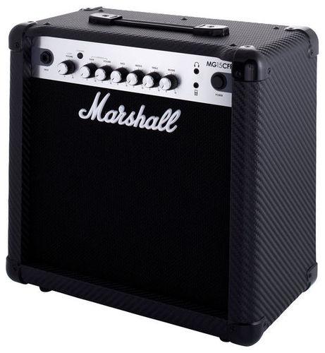 Комбо для гитары MARSHALL MG15CFR комбо для гитары marshall jvm205c