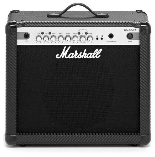 Комбо для гитары MARSHALL MG30CFX гитарный комбоусилитель roland blues cube stage