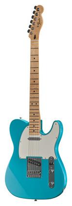Телекастер Fender Standard Telecaster MN LPB телекастер fender 72 telecaster custom mn bk