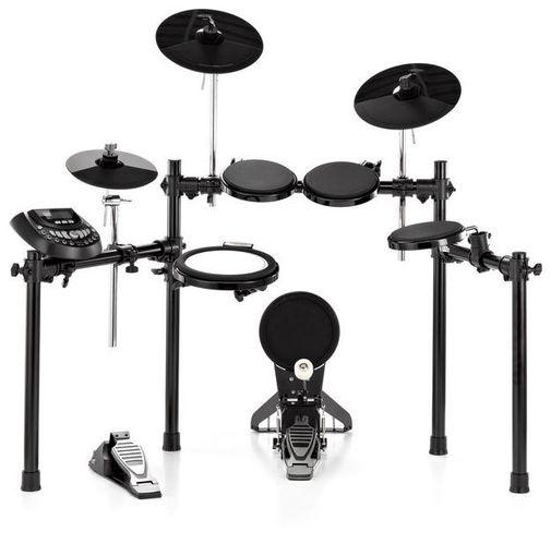 Электронная ударная установка Millenium MPS-500 USB E-Drum Set перкуссия и пэд millenium mps 400 stereo snare pad