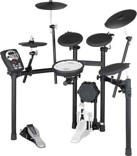 Электронная ударная установка Roland TD-11K V-Drum Compact Set электронная ударная установка roland td 30kv