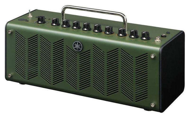 Гитарный усилитель Yamaha THR10X усилитель yamaha p3500s