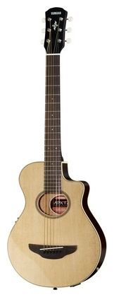 Электроакустическая гитара Yamaha APX T2 Natural