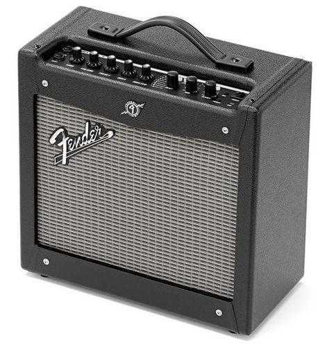 Комбо для гитары Fender Mustang I V.2 гитарный комбоусилитель roland blues cube stage