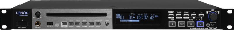 CD проигрыватель Denon DN 700C профессиональный проигрыватель denon dn c110p