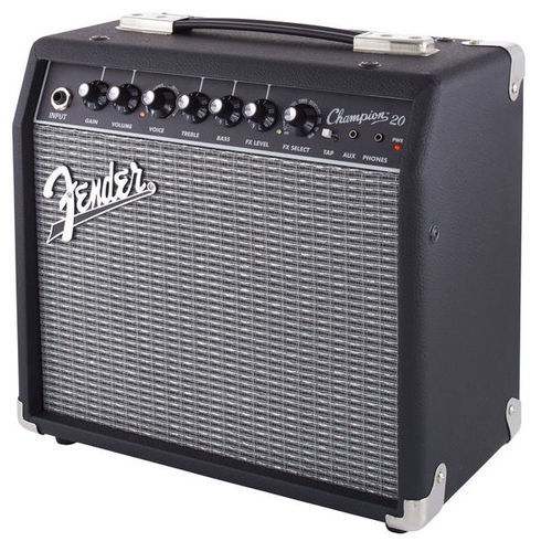 Комбо для гитары Fender Champion 20 комбо для гитары fender mustang gt 200