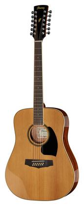 12-струнная гитара Ibanez PF1512-NT ewt pf 120 nt