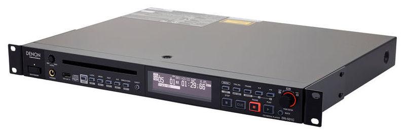 CD проигрыватель Denon DN 501C профессиональный проигрыватель denon dn c110p