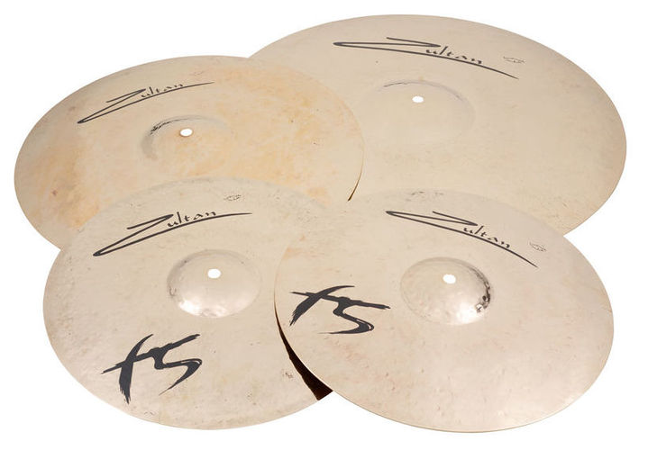 Набор барабанных тарелок Zultan F5 Series Standard Set тарелка хай хэт zultan 14 hi hat cs series