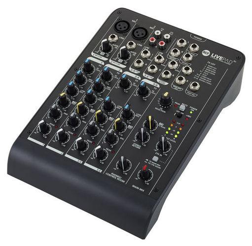 Аналоговый микшер RCF L-PAD 6X rcf c 5215 64