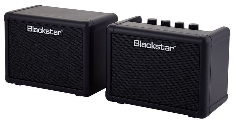 Комбо для гитары Blackstar FLY 3 Pack BK