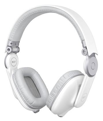 Наушники закрытого типа RCF Iconica Angel-White наушники закрытого типа ultrasone edition 8 carbon