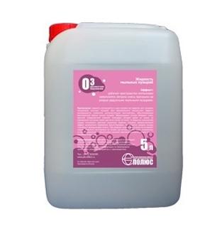 Жидкость для генераторов эффектов Полюс Жидкость мыльных пузырей О3 жидкость для генераторов эффектов antari hzl 5w