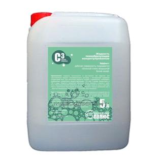 Жидкость для генераторов эффектов Полюс Жидкость пенообразующая С3 сухая лавина полюс abb 1sca105461r1001