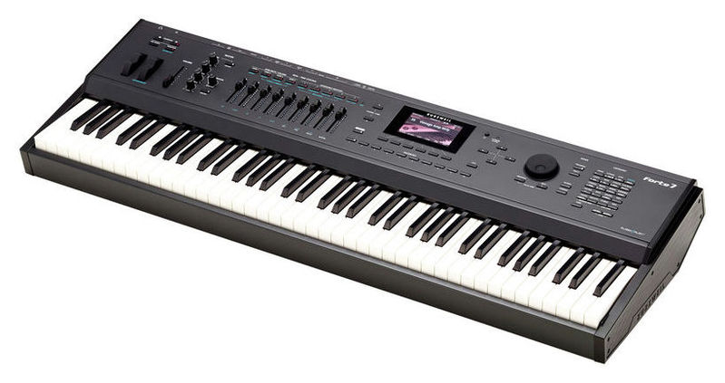 цена на Сценическое фортепиано KURZWEIL Forte 7