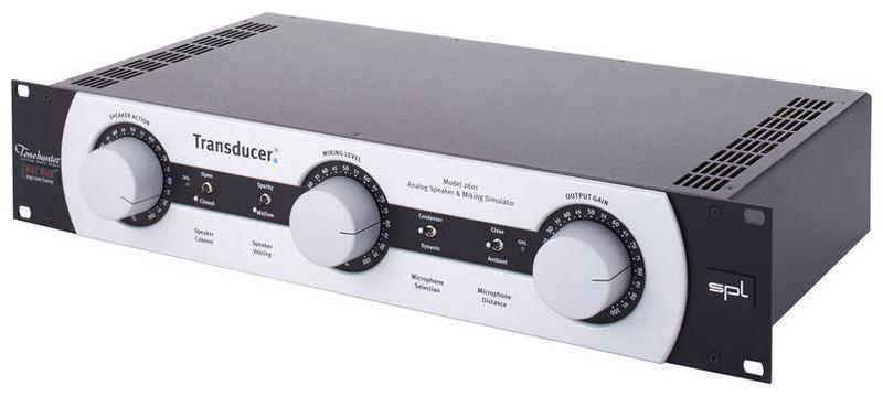 Аналоговый микшер SPL Transducer цена и фото