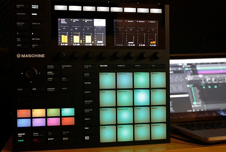 Native Instruments Maschine MKIII title=
