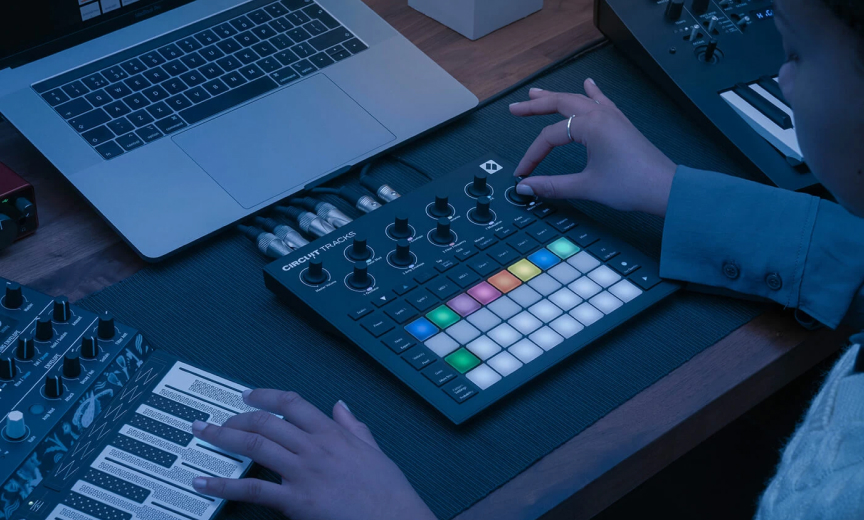 Новое в Novation Circuit Tracks 1.1.5