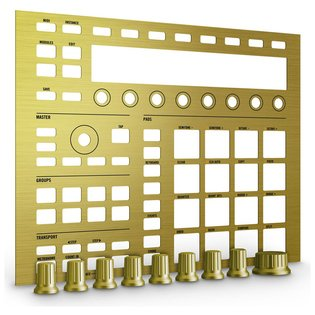 Native Instruments Maschine Mk2 Custom Kit Solid Gold