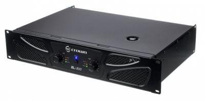 Усилитель мощности до 300 Вт (4 Ом) Crown XLi800 усилитель мощности до 800 вт 4 ом crown xls 1002
