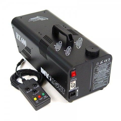 Генератор тумана INVOLIGHT HZ600 Hazer генератор redbo рт2500 00 00000044