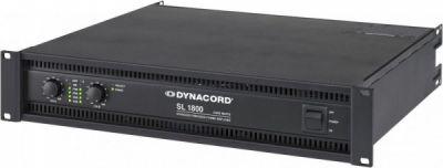 Усилитель мощности 850 - 2000 Вт (4 Ом) Dynacord SL 1800 усилитель мощности 850 2000 вт 4 ом the t amp proline 3000