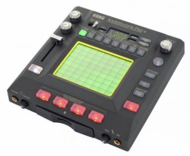 Dj процессор эффектов Korg Kaossilator Pro+ korg dj gb 1