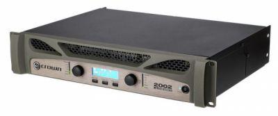 Усилитель мощности 850 - 2000 Вт (4 Ом) Crown XTi2002 усилитель мощности до 800 вт 4 ом crown xls 1002