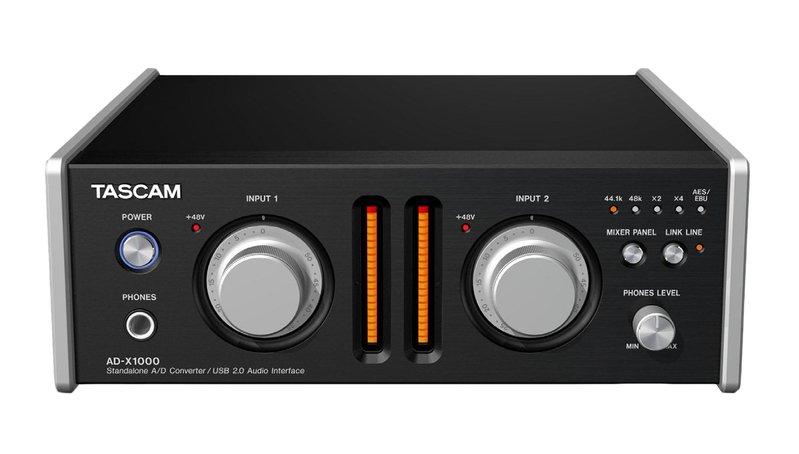 цена на Звуковая карта внешняя Tascam UH-7000