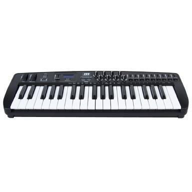 MIDI-клавиатура 37 клавиш Miditech i2-Control 37 Black midi клавиатура 61 клавиша miditech i2 61 black edition