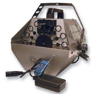Генератор мыльных пузырей INVOLIGHT BM100 W генератор мыльных пузырей бу