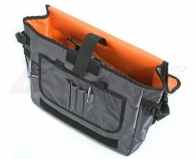 Универсальная сумка UDG Ultimate CourierBag Steel Grey, Orange inside универсальная сумка udg ultimate courierbag deluxe black