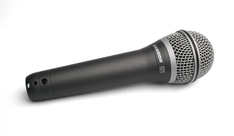 Динамический микрофон Samson Q7 samson z35
