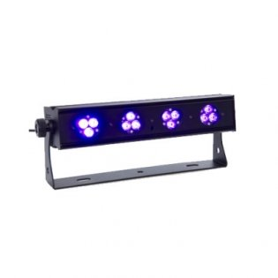 Lightmaxx Platinum UV-BAR LED short 12x 1W UV