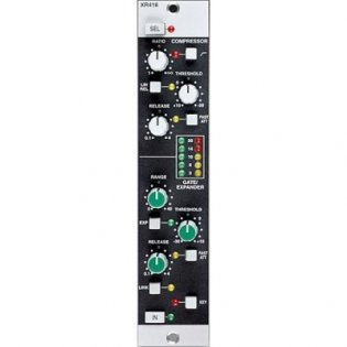 Solid State Logic X-Rack E Series Dynamics